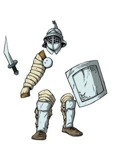 Gladiador Tarragona 3