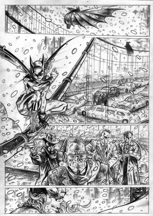 Batgirl page 2