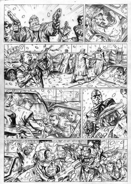 Batgirl page 3