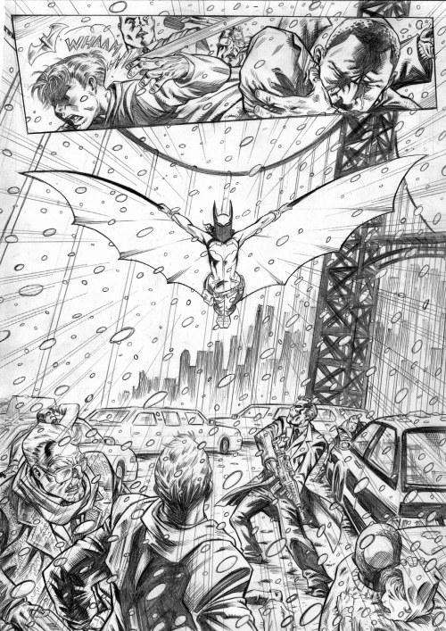 Batgirl page 4