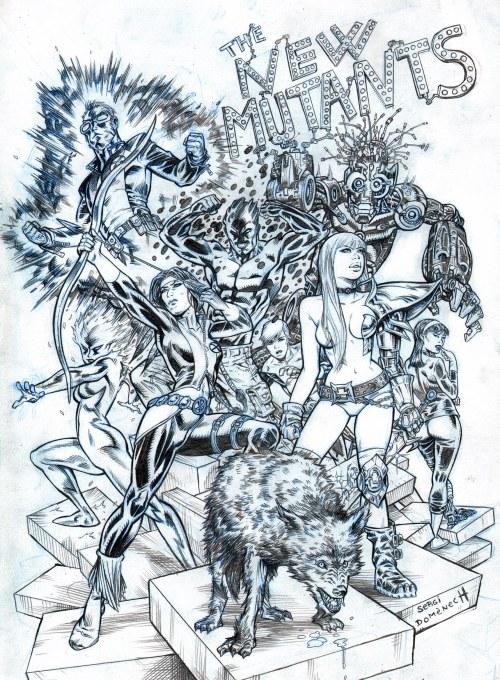 New Mutants 2014