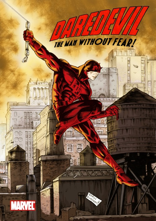 Daredevil Cover web