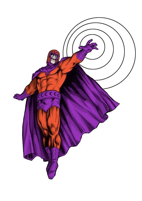Magneto web