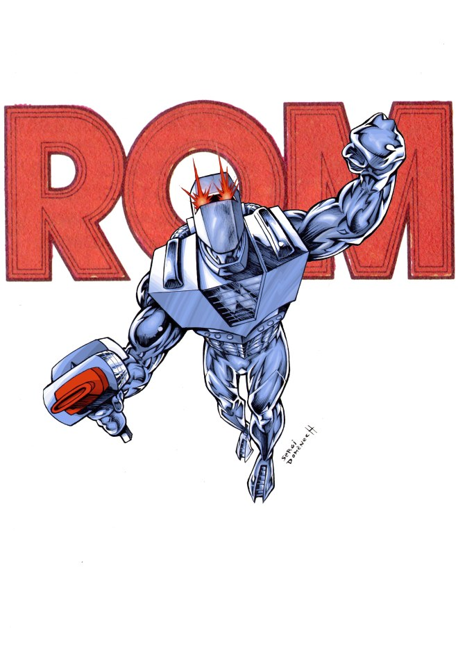ROM web
