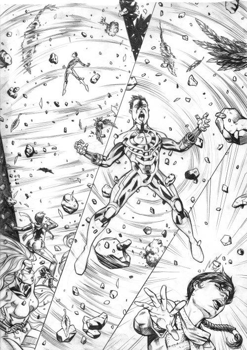 web Inhumans pg 6