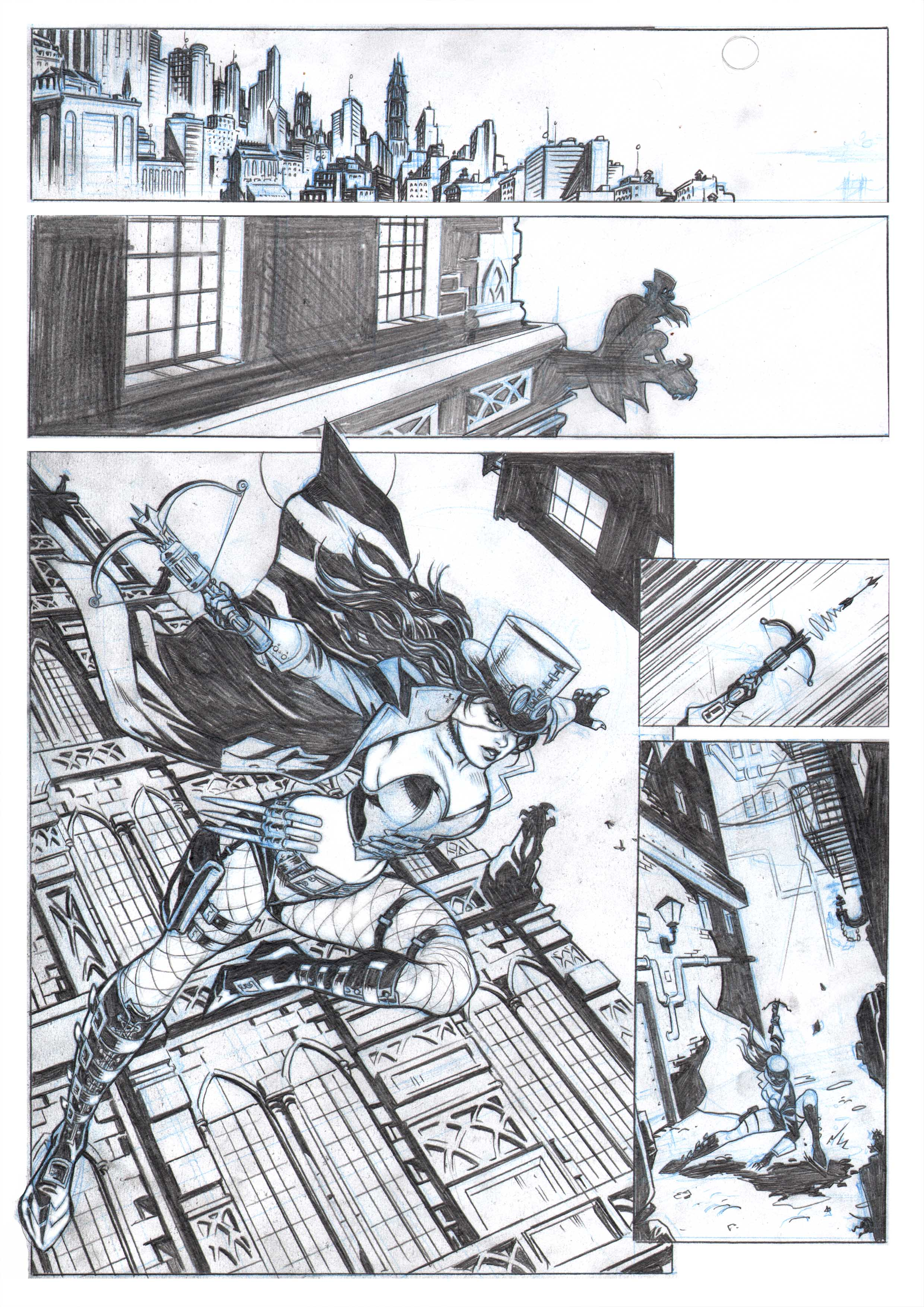 Helsing Page 1