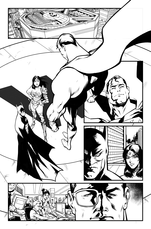 Superfriends PAGE 1 web
