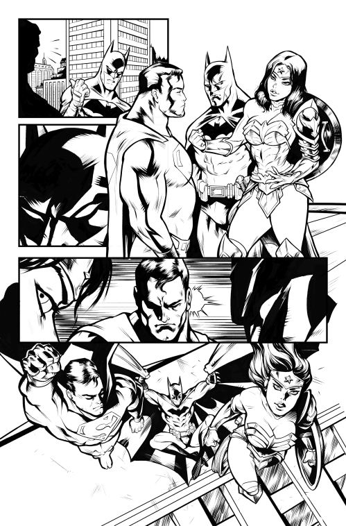 Superfriends PAGE 2 web